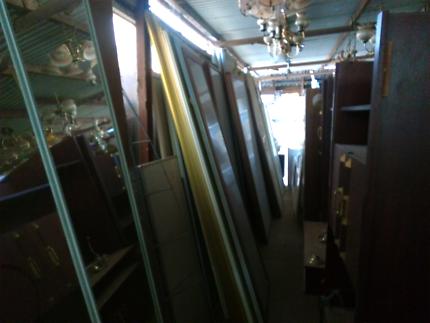 Mirrors. S&L Salvage