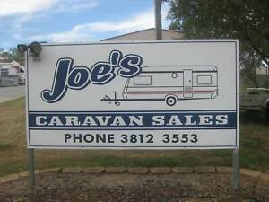 WANTED CARAVANS AND POPTOPS Yamanto Ipswich City Preview