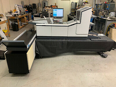 Formax 7200neopost Ds200 High Production Folder Inserter