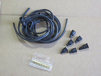 Ignition Distributor Wire Set For Ih International Farmall Cub Lo-boy