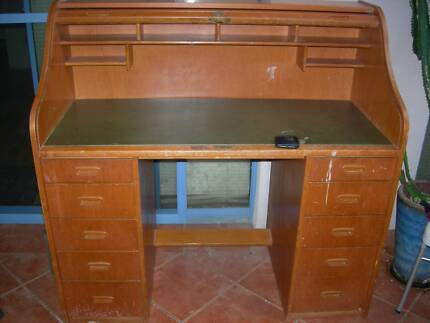 Roll top desk Scarborough Stirling Area Preview