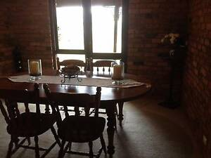 dining table and chairs Arcadia Hornsby Area Preview