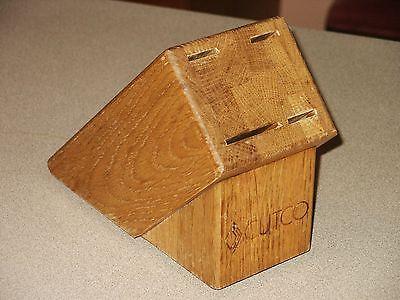 Блоки для хранения Vintage CUTCO Knife