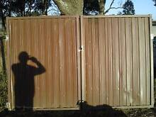 2nd Hand Driveway And Side Gates, Steel,Wire And Colourbond Gates Austral Liverpool Area Preview