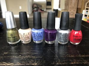 Various Nail Polish - Zoya, OPI, Dior, Chanel, etc.