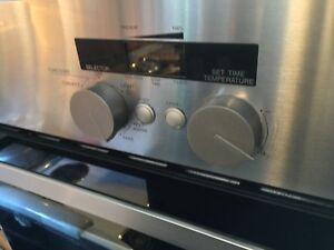 """Stainless 30"""" IKEA Wall Oven"""