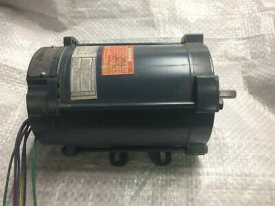 Ge 14 Hp General Electric Motor 35pn309x 1725 Rpm 1ph 115v Explosion Proof