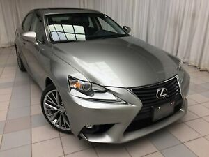 2016 Lexus IS 300 Premium Package: Fully Serviced