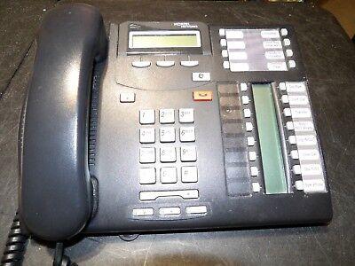 1nortel Norstar Meridian Business Phones T7316e Charcoalblack