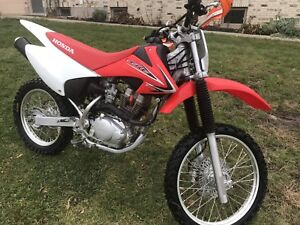 2011 Honda 150 CRF with Electric Start