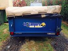 2013 Oztrail Camper 6 with Sunroom (plus Techni-ice fridge) Griffin Pine Rivers Area Preview