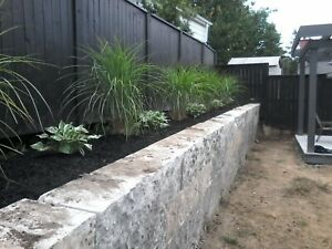 Gardens - Patios - Landscaping - Retaining Walls - Interlock