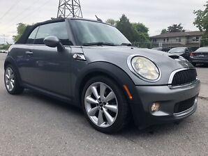 LOW MILEAGE!!! 2009 MINI Convertible