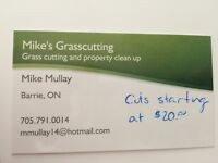 Mike's Grasscutting, Gardening and Property Clean Up