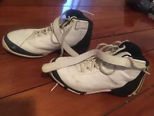 Adidas Basketball boots Clarence Park Unley Area Preview