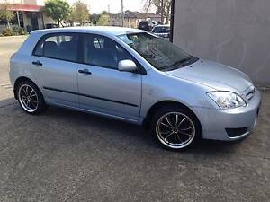 2005 Toyota Corolla Hatchback Taylors Lakes Brimbank Area Preview