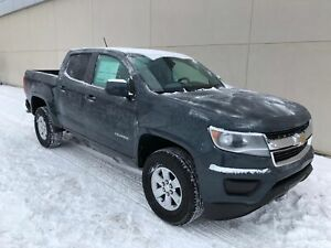2019 Chevrolet Colorado JET BLACK/DARK ASH