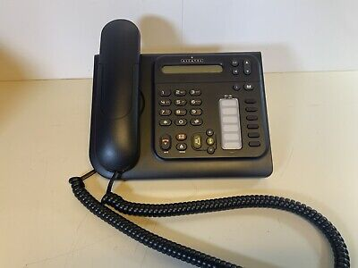 New Alcatel-lucent 4019 Grey Digital Telephone