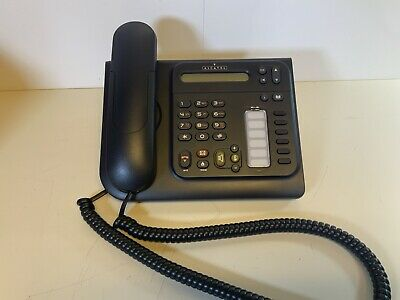 New Alcatel-lucent 4019 Grey Digital Telephone