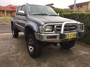 1998 Toyota hilux sr5 Bossley Park Fairfield Area Preview