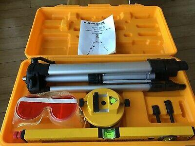 Johnson Laser Level Kit - 9100 40-0909 - See Pictures Description