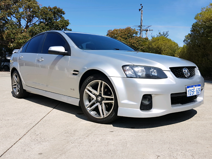 2011 holden commodore ve SV6 series 2