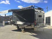 Off-road caravan Collinsvale Glenorchy Area Preview