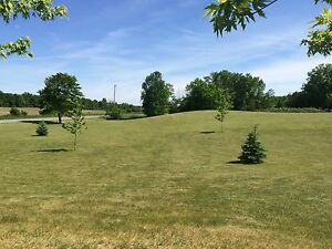 Country Building Lot, 15 min north of Belleville