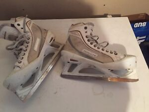 Bauer supreme one 80 goalie skates