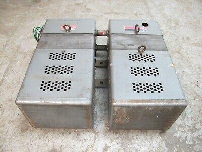 Sola Constant Voltage Transformer 23-26-250 Cvs 5a 5000va 5 Kva Harmonic 240 V