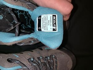 67168c3a591 ECOLITE HIKING BOOTS, NEVER WORN !! | Women's Shoes | Gumtree ...