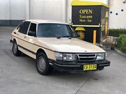 Saab 1985 900i Sydney City Inner Sydney Preview