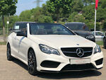 Mercedes-Benz E 500 Cabrio AMG Plus Night | LED Distronic 360°