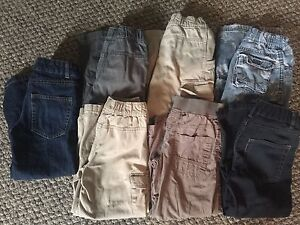 boys size 5 pant lot all in great shape