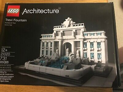 LEGO 21020 Architecture Landmark and Architect Series Trevi Fountain