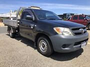 2007 Toyota Hilux Workmate Wangara Wanneroo Area Preview
