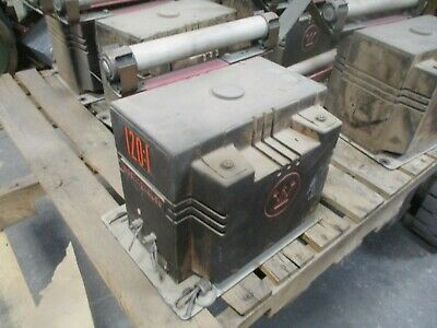 Westinghouse Type Ptm Potential Transformer 249a990g08 Ratio 1201 Pri 14400v