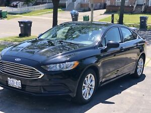 Need Winter tires  for Ford Fusion 2017