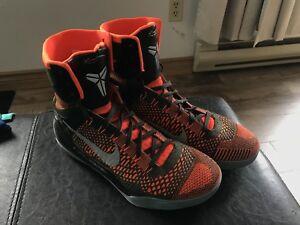 Kobe 9 elite basketball shoes (shorts & socks)
