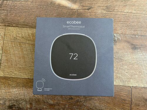 Ecobee EB-STATE5-01 Programmable Smart Thermostat with Voice Control