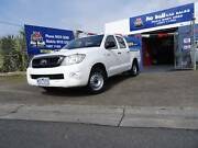2008 Toyota Hilux SR Diesel Dual Cab Epping Whittlesea Area Preview