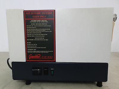 Genevac Cvp100 Vapour Vacuum Pump Sparesrepair