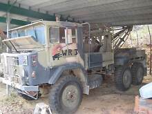 Ex ARMY ACCO Twin Boom Wrecker (Holmes) International Wallalong Port Stephens Area Preview
