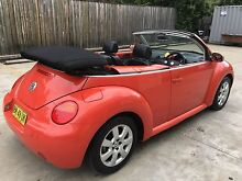 Volkswagen Beetle Cabriolet 2005 auto leather 2.0 Beaumont Hills The Hills District Preview
