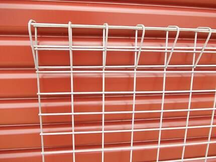 Weldmesh Roll Top Steel Panel 3metres