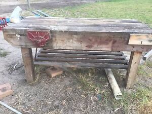 Work bench Goolwa North Alexandrina Area Preview