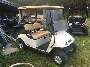 2010 Gas EZGO Golf Cart