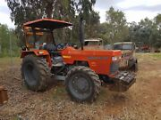 2010 Swaraj 855 4x4 Tractor with rear mounted forklift Mansfield Mansfield Area Preview
