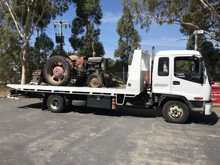 TILT TRAY TOWING SERVICE (7 Days) Pearcedale Casey Area Preview