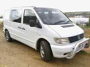 Price drop! $*****2002 mercedes vito Mannum Mid Murray Preview